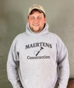 Dustin Maertens