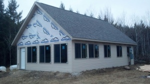 New Hunting Cabin near Bemidji, MN